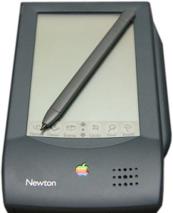 MessagePad Newton Apple
